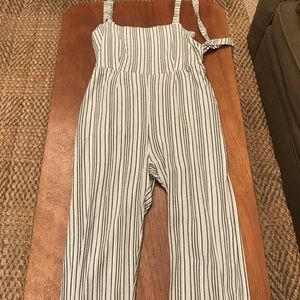 Billabong long railways romper overalls